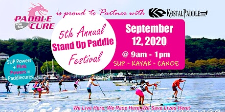 Paddle For The Cure 5th Annual Stand Up Paddle Festival 2020 tickets