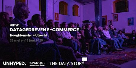 Meetup Datagedreven e-commerce tickets
