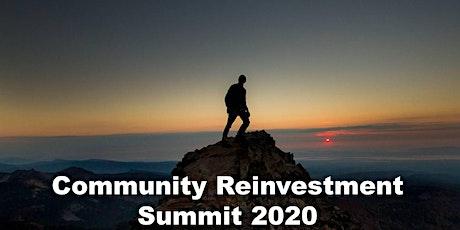 Community Reinvestment Summit 2020 tickets