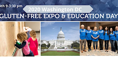 2020 DC Gluten-Free Education Day tickets