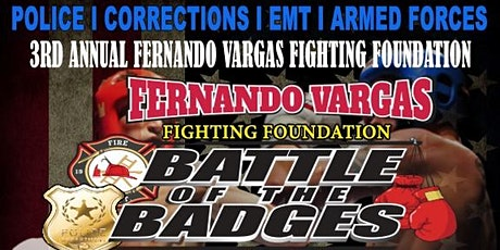 FVFF Battle of the Badges 2020 tickets