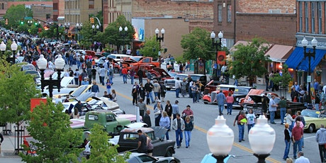 2020 Car Show Vehicle Registration tickets