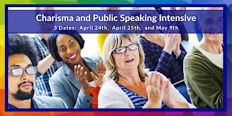 Platform Power: Public Speaking & Professional Presence Intensive tickets