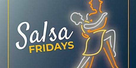Salsa Fridays tickets