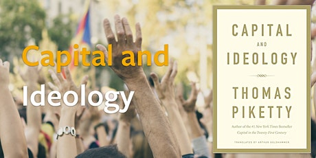 [CANCELLED] Thomas Piketty: Capital and Ideology tickets