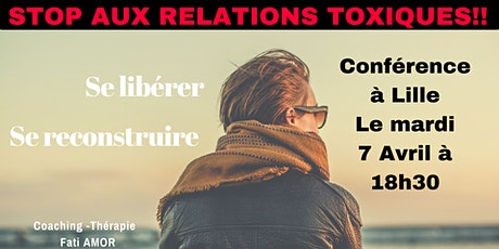 STOP aux Relations Toxiques ! tickets