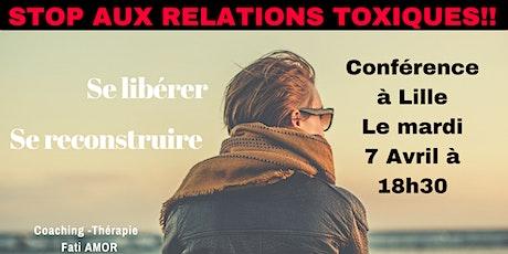 STOP aux Relations Toxiques ! billets