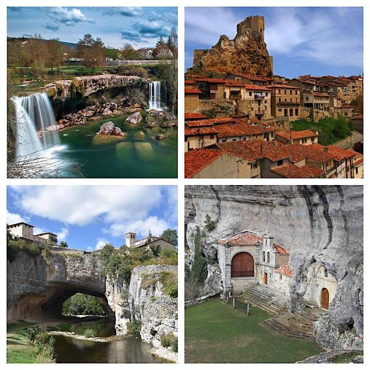 Imagen de LEER DETALLE Viaje a las Merindades de Burgos (Cultura, naturaleza, ocio)