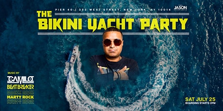 The Jason Experience Presents: Annual Bikini Yacht Party tickets