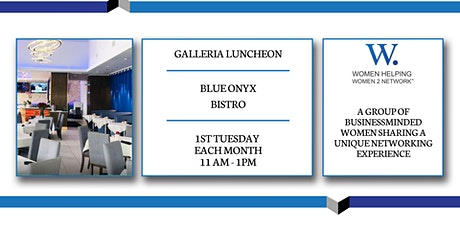 WHW2N - Luncheon - Galleria tickets