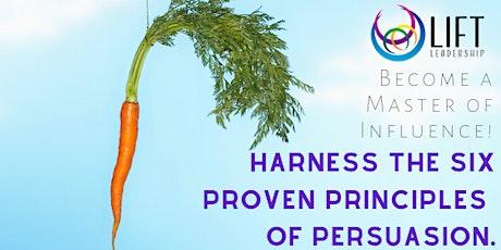 POSTPONED-Principles of Persuasion Workshop tickets