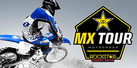 Championnat national Rockstar Energy Motocross Deschambault 2 août 2020 billets