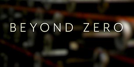 'Beyond Zero' Feedback Screening, Reception & Workshop tickets