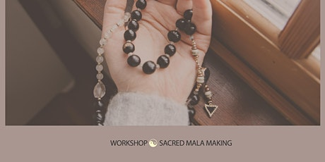 Mother's Day Mala Making Workshop tickets