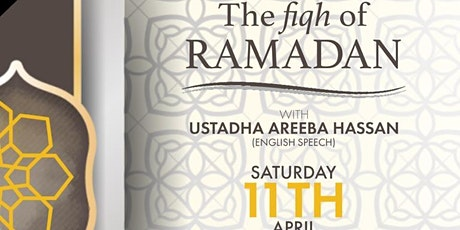 Fiqh of Ramadan For Sisters tickets