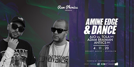 CUFF Boat Party: Amine Edge & DANCE w/ RP tickets