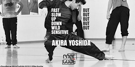 Akira Yoshida  Toronto Workshop tickets
