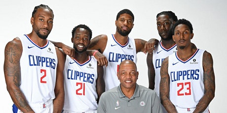 CLIPPERS PLAY OFF PARTY REGISTRATION  tickets