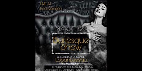 Brooklyn Burlesque tickets