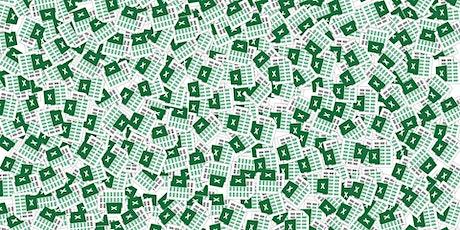 Curso Excel Avançado Aplicado a Finanças ingressos