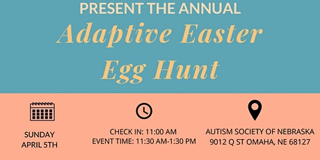 UPDATE: CANCELED!! ASN and Ollie Webb Annual Easter Egg Hunt 20 tickets