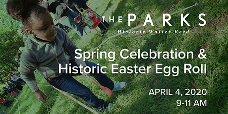 POSTPONED: Spring Celebration and Historic Easter Egg Roll tickets