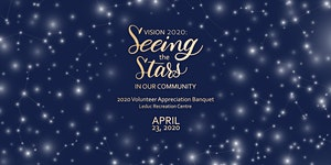 2020 City of Leduc Volunteer Appreciation Banquet