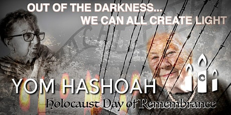 Cypress College Yom HaShoah Holocaust Day of Remembrance 2020 tickets