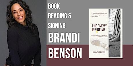 Book Signing/Reading with U.S. Army Veteran & Cancer Survivor Brandi Benson tickets