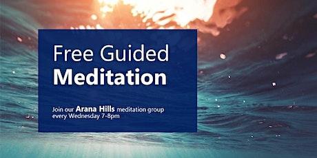 [Arana Hills] Free Guided Meditation - Heartfulness tickets