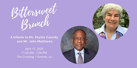 Bittersweet Brunch: A Tribute to Phyllis Cassidy and John Matthews tickets