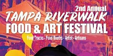 Share Second Annual Tampa's Summer Food + Art Festival tickets