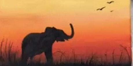 Paint with Ashley Blake - Elephant G&C tickets