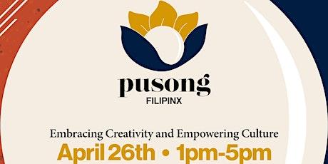 Pusong Filipinx the Market tickets