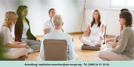 Meditation - Schnupperkurs   4 Abende für Einsteiger Tickets