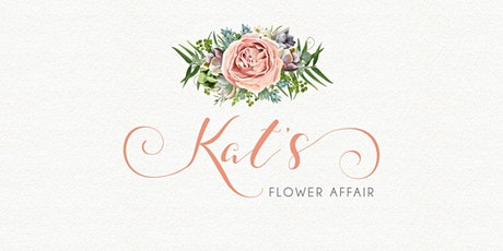 Spring Floral Arranging Workshop with Kat's Flower Affair tickets