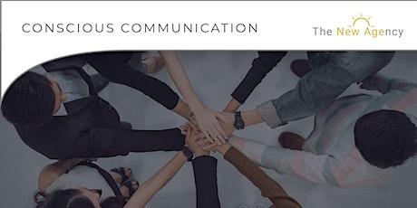 Conscious Communication Workshop (FREE) - POSTPONED tickets