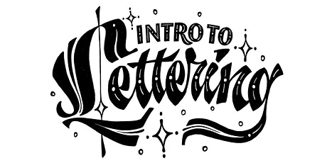 Intro to Lettering (Postponed) tickets