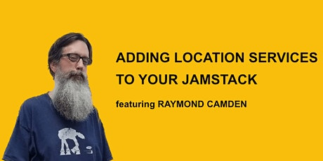 Adding Location Services to Your JAMStack billets