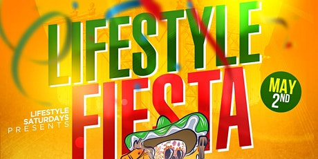 Lifestyle Fiesta w| Free Margaritas, Free Empanadas & Free Chicken Wings tickets