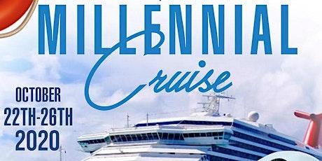 The Millennial Cruise tickets