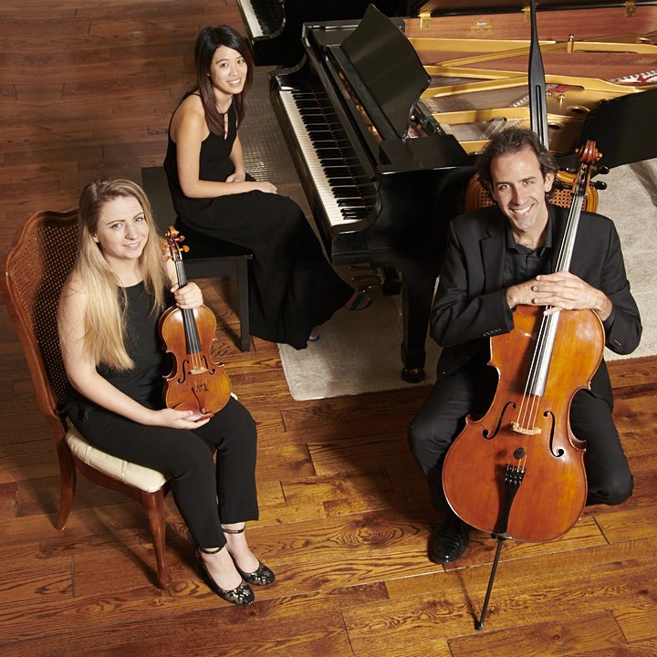 Ensemble 1828 performs Piazzola, Bernstein and Beethoven image