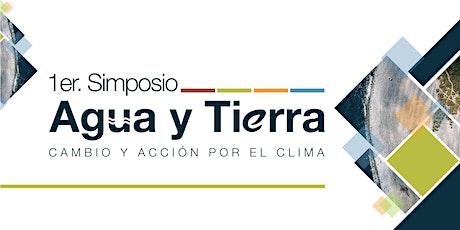 1er . Simposio de Agua y Tierra 2020 - Bloque 07 tickets