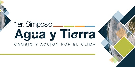 1er . Simposio de Agua y Tierra 2020 - Bloque 08 tickets