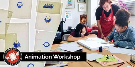 Animation Workshop tickets