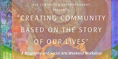Biography and Social Art Workshop tickets