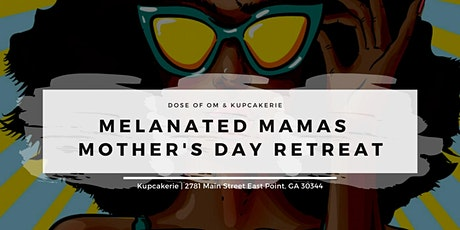 Melanated Mama's Art Therapy Retreat tickets
