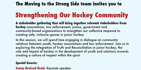 Strengthening Our Hockey Community tickets