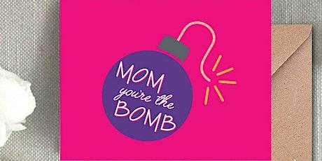 MOM You're The BOMB! Make & Take Bath Bomb Class  tickets