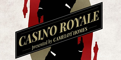 POSTPONED! 2nd Annual: James Bond Charity Poker Night tickets